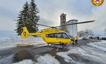 Due interventi a Cima Lobbia: una donna bloccata su un pendio e una scialpinista ferita