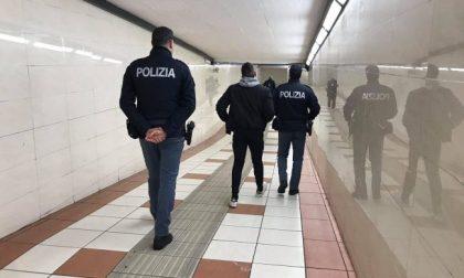 Corriere della droga beccato su un treno proveniente da Verona: nello stomaco 16 ovuli