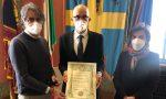 Benemerenza a Pietro Girardi per la professionalità e spirito di collaborazione durante la pandemia