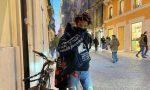 Le foto di Jaden, figlio di Will Smith mentre si trova a Verona