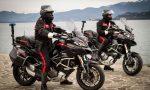 Lago di Garda, il video e le foto della nuova Squadra Motociclisti dei Carabinieri