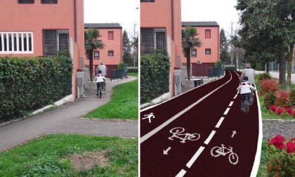Nuovo percorso ciclopedonale di 4 km tra i quartieri Saval e San Zeno