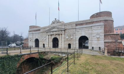 """Terminato il restauro di Porta Nuova, Sboarina: """"E' tornata al suo antico splendore"""""""