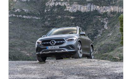 Mercedes GLA ibrido plug-in, il SUV compatto da 218 cv