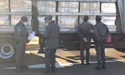 Sequestrate 15mila paia di scarpe provenienti dalla Cina destinate a una ditta veronese