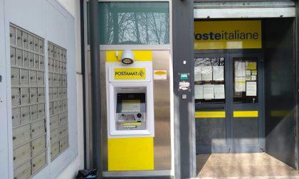 Nuovo Atm Postamat per l'ufficio postale di Nogara