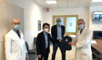 Alessandro Bodini è il nuovo primario dell'UOC di Pediatria di Villafranca