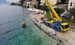 """Ciclovia del Garda: la barriera spondale """"Sirive"""" permetterà di costruire i tratti a picco sul lago"""