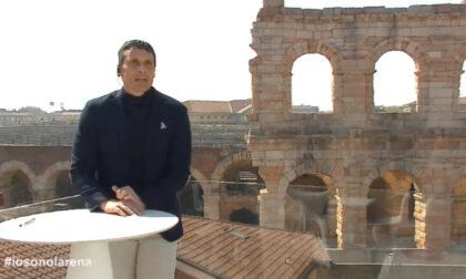 """Progetto fundraising """"67 Colonne per l'Arena di Verona"""" per sostenere la cultura"""