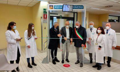 Inaugurato il Centro Vaccinale anti Covid per la popolazione all'ex Rossetto a Legnago