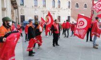 Sciopero dei lavoratori dei trasporti comparto merci e logistica: adesione al 50% nel veronese