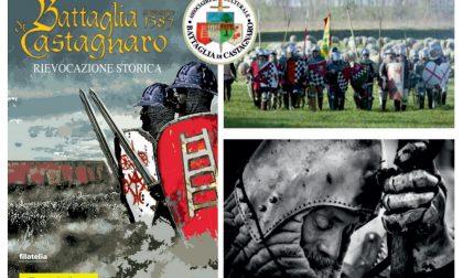 """Speciale annullo filatelico """"Rievocazione storica Battaglia di Castagnaro"""""""