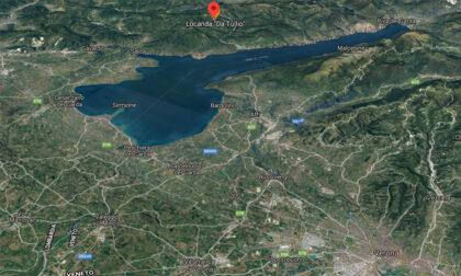 Scossa di terremoto sul lago di Garda di magnitudo 2.5