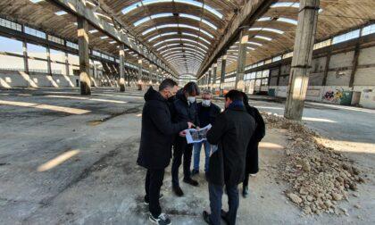All'ex Fonderia Biasi il primo centro logistico green di Verona