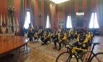La nuova squadra delle giovani promesse del ciclismo è stata presentata in municipio