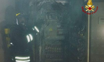 Principio di incendio al Centro Formazione all'ospedale di Borgo Trento: evacuato il personale