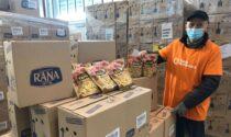 Pasta fresca ai meno fortunati: la generosità di Giovanni Rana con Banco alimentare