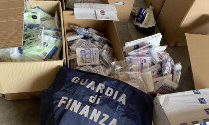 """Sequestrate 43mila mascherine FFP2 e FFP3, denunciato il titolare per falso """"Made in Italy"""""""