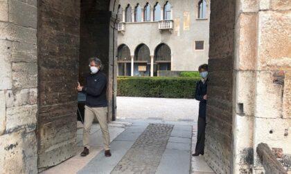 """Riaprono i musei a Verona, Sboarina: """"Arena a un euro per ammirare i gradoni restaurati"""""""
