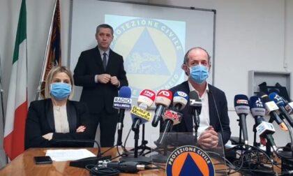 """Covid, Zaia: """"Terapie intensive sotto quota 200 e record vaccini""""   +788 positivi   Dati 30 aprile 2021"""