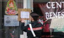 Centro massaggi a luci rosse sotto sequestro: arrestata la titolare