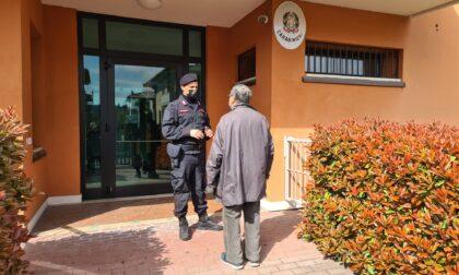 Prenotazione vaccini, i Carabinieri di Verona a supporto di anziani e persone fragili