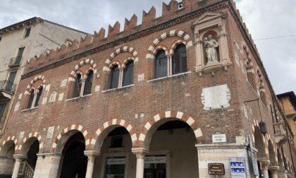 """Alla Domus Mercatorum negozi di pregio, Sboarina: """"Restituiamo un pezzo di storia chiuso da 21 anni"""""""