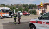 Malore di fronte alla caserma dei Vigili del fuoco: 35enne di Bardolino vivo per miracolo