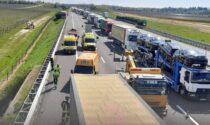 Incidente in A4 tra Sirmione e Desenzano: 5 feriti e lunghe code