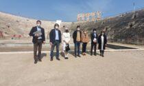 """Restauro Arena, finiti i primi lavori, Sboarina: """"riscriviamo la storia del monumento"""""""