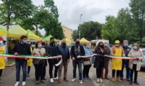 Inaugurato l'11esimo mercato a km0, il primo in orario pomeridiano