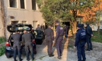 Le foto dello sgombero in Zai: denunciate cinque persone