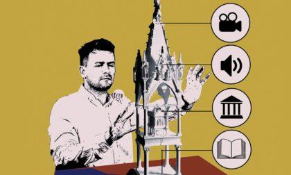 Andrea Bocelli sostiene il progetto di Verona per creare un museo a misura di non vedenti