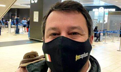 """Salvini: """"6mila spettatori all'Arena fino a mezzanotte, un messaggio di libertà"""""""