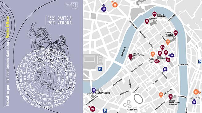 Mappa diffusa Dante