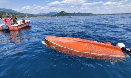 Onda anomala rovescia un natante: tre persone soccorse