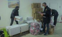 Sequestrati 16mila giocattoli irregolari destinati al mercato veronese