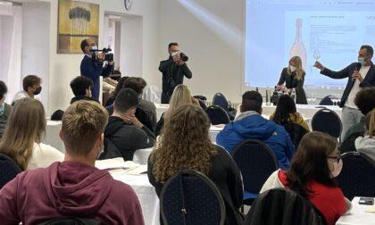 """""""Bere consapevole"""", progetto di Enoitalia diventa attività formativa con 200 studenti"""