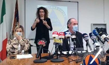 """Covid, Zaia: """"Veneto in zona bianca dal 7 di giugno, addio coprifuoco""""   +255 positivi   Dati 26 maggio 2021"""