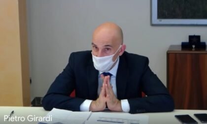 """Girardi: """"Over 60enni, prenotate la vaccinazione. A breve toccherà al mondo delle imprese"""""""