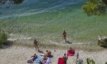 Spiagge di Bardolino promosse a pieni voti: l'Arpav assegna nove bandiere blu