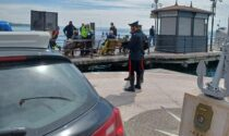 Barca affondata a Lazise: il conducente era ubriaco, multa da 7mila euro