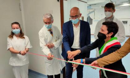 Attivata la nuova sala angiografica all'ospedale Mater Salutis