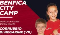 Aperte le iscrizioni al Benfica City Camp, rivolto a ragazzi e ragazze dai 6 ai 16 anni