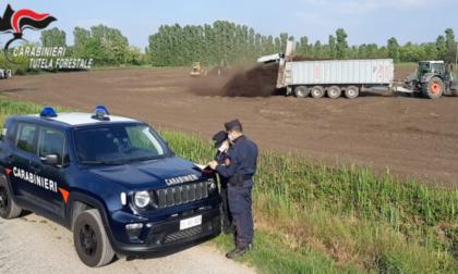 Tonnellate di fanghi tossici spacciati per fertilizzanti smaltiti anche in provincia di Verona