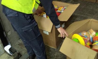 """Fermo doganale di quasi 6500 giocattoli con etichetta """"Made in UE"""" fallace"""