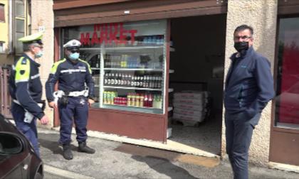 Massiccio controllo da parte della Polizia Locale sui locali etnici in zona Stadio