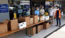 Il Carrello solidale a Bussolengo fa il pieno di donazioni