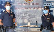 """Fitta rete di clienti tra Santa Lucia e Golosine, arrestato pusher """"imprendibile"""""""