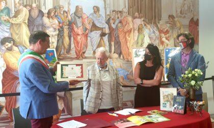 Le foto della consegna della benemerenza al maestro Bruno Prosdocimi per i 60 anni di carriera